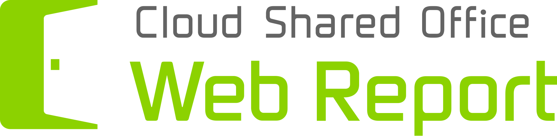 CloudSharedOfficeWebReport