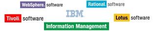 IBMソフトウェア