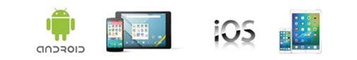 スマートフォン/タブレット アプリケーション開発